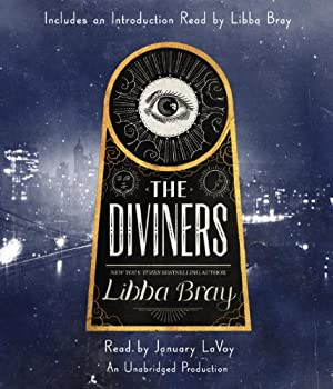 The Diviners 0316126101 Book Cover