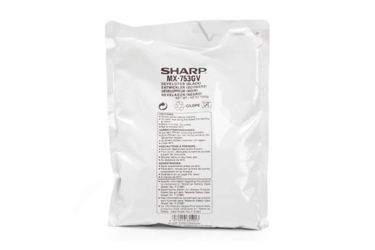 Sharp MX-M 623 U (MX-753 GV) - original - - - Entwickler schwarz - 300.000 Seiten B00B5BO96Y | Verrückter Preis  3dca83