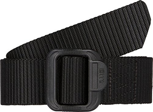 5.11 TDU Double Duty Tactical Belt, Non-Metal, 1.5-inch, Style 59568, Medium