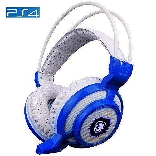 SADES Headset Headphones Microphone Samsung
