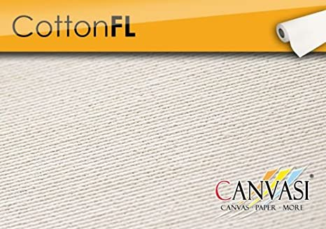 Bespannte Keilrahmen Größe 25x45cm Standard Canvasi Blue Cotton