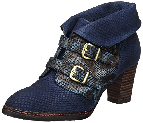 Bleu Vita Laura 21 Blau Damen Angelique Slipper FqdwYqB