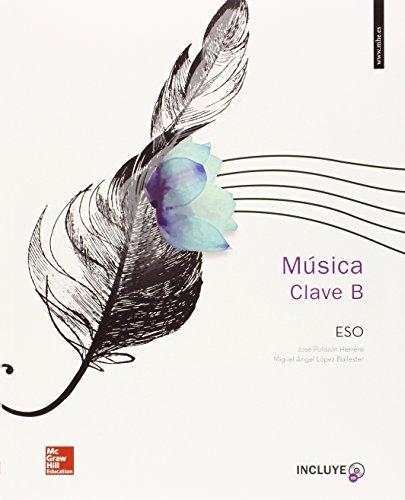 MUSICA 3ESO B ALUM+CD