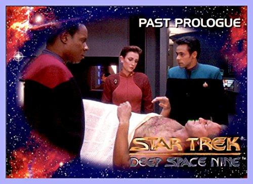 1994 Star Trek Deep Space Nine #32 Past Prologue