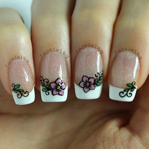 Nail sticker art image collections nail art and nail design ideas amazon pueen 3d nail art sticker collection set e1 10 amazon pueen 3d nail art sticker prinsesfo Gallery