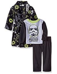 Star Wars boys 2-piece Pajama Set With Robe