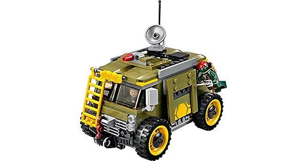Amazon.com: LEGO teenage mutant ninja turtles TMNT tortuga ...