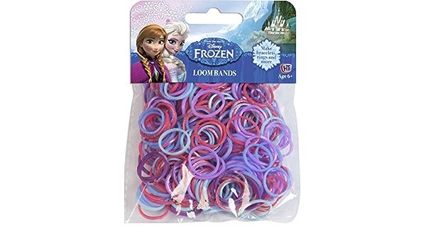 200 Olaf Bands 200 Elsa // Ana Spielzeug 400 Disney Gefrorene Loom Bands