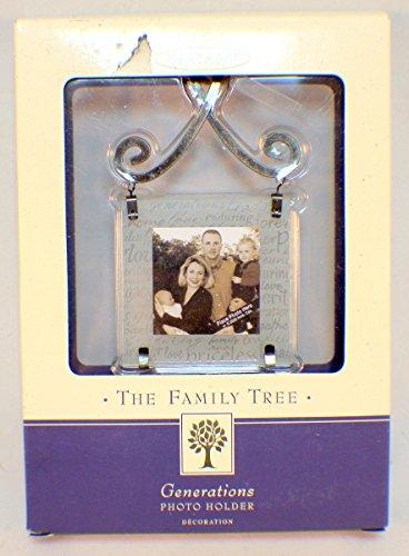 Family Tree Photo Holder (Hallmark The Family Tree Generations Photo Holder)