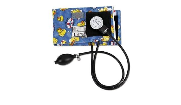 Premium - Tensiómetro aneroide por Prestige Medical USA amarillo diseño de patos de goma: Amazon.es: Salud y cuidado personal