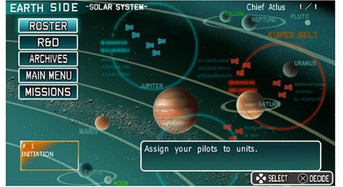 R-Type Command - Sony PSP