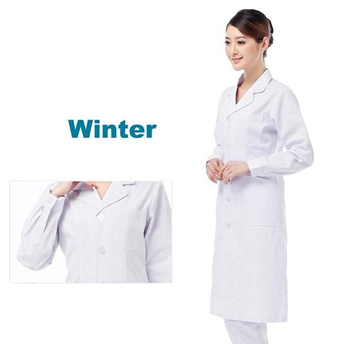 Da Medico Esenhuang Donna Camici Abbigliamento Bianchi QhxrtdCsB