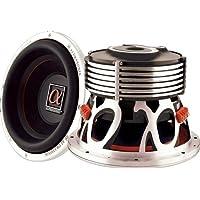 ALPHASONIK PSW812E 12 1200W RMS Dual Voice Coil Component Car Stereo Subwoofer