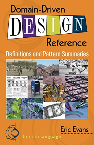 (Domain-Driven Design Reference: Definitions and Pattern Summaries)