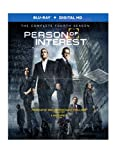 Person of Interest: Season 4 (Blu-ray + Digital Copy)
