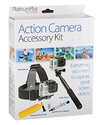 GoPro Sunpak 4 Piece Action Camera Accessory Kit 2