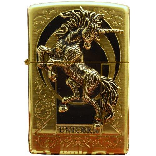 Zippo Lighter Genuine Design Unicorn product image