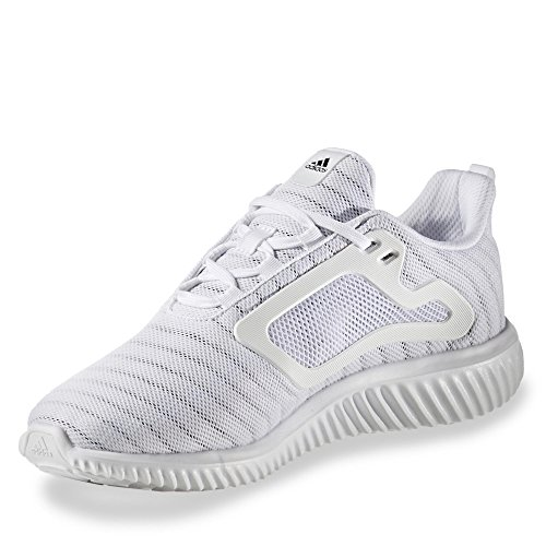 Blanc Argent Mat Running Noir gris Chaussures de Climacool adidas Blanc clair Femme AqY06Zg