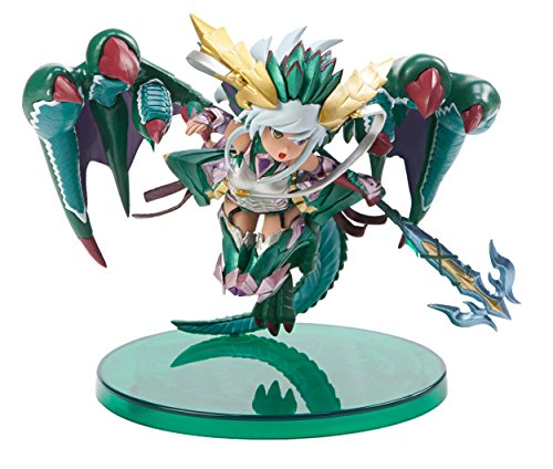 Eikoh Puzzle & Dragons: Eternal Jade Dragon Caller, Sonia Fi