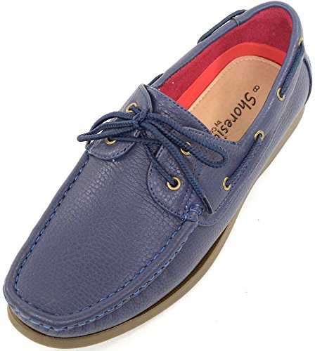 Chaussures Absolues Homme Été / Smart / Casual Bateau À Lacets / Chaussures De Pont / Mocassins Marine