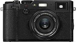 Fujifilm X100f 24.3 Mp Aps-c Digital Camera - Black