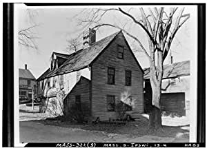 Amazon Com Historicalfindings Photo Proctor House