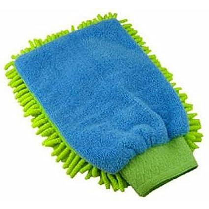 amazon com quickie microfiber chenille dusting mitt home kitchen
