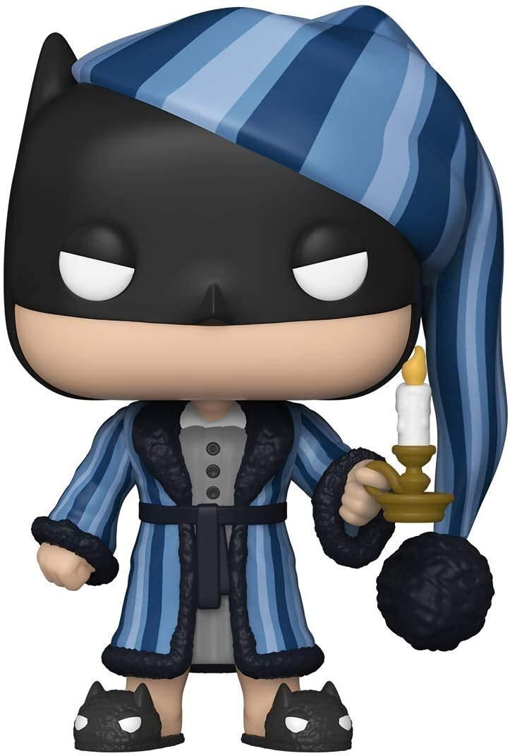 Funko Pop! DC Heroes: DC Holiday - Batman as Ebenezer Scrooge Vinyl Figure