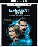 Divergent 3-Movie Collection (Divergent / Insurgent / Allegiant) [4K Ultra HD Blu-ray]
