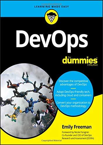 DevOps For Dummies (For Dummies (Computer/Tech))