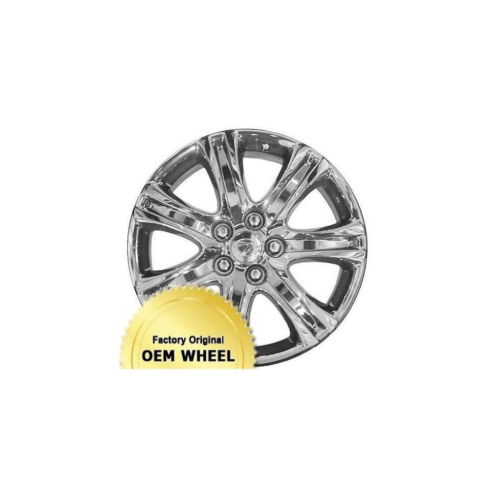 LEXUS RX350 18x7.5 7 SPOKE Factory Oem Wheel Rim  CHROME   Remanufactured Automotive