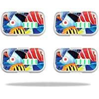 Skin For DJI Phantom 3 Drone Battery (4 pack) – Tropical Fish | MightySkins Protective, Durable, and Unique Vinyl Decal wrap cover | Easy To Apply, Remove, and Change Styles | Made in the USA