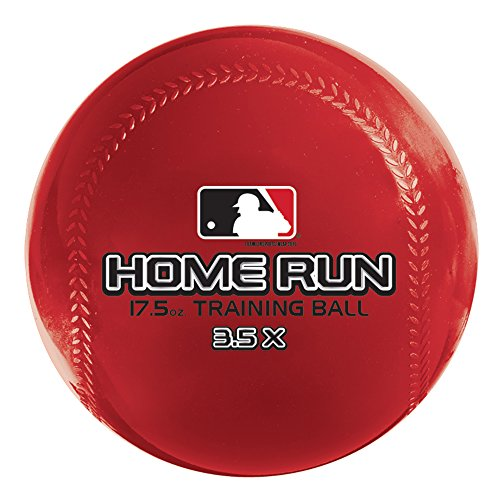 (Franklin Sports MLB Homerun 3.5X Strength Training Balls, 17.5-Ounce)