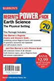 Earth Science -- The Physical Setting Power Pack, Edward J. Dennecke, 1438072430