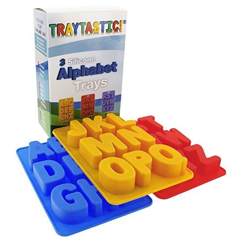 Silicone Alphabet Trays Mold Traytastic product image