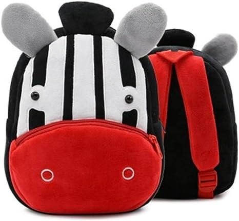 Fashion Animal Backpack Book Bag for kindergarten Baby Girls Schoolbag Bookbag
