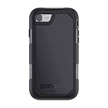 Griffin GB42783 - Carcasa para Apple iPhone 7, Color Negro