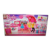 Barbie Party Cruise Ship Exclusive Playset