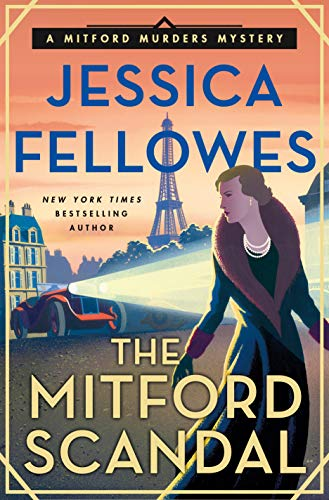 The Mitford Scandal: A Mitford Murders Mystery (The Mitford Murders Book 3)