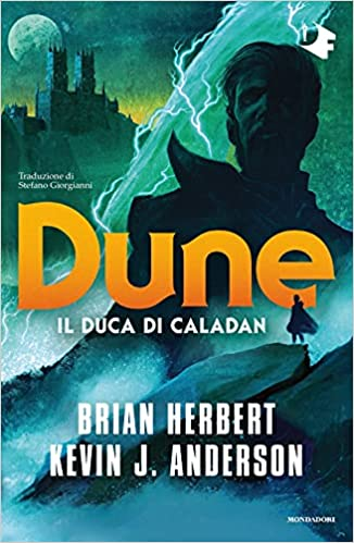 Dune, Il duca di Caladan, Herbert Anderson