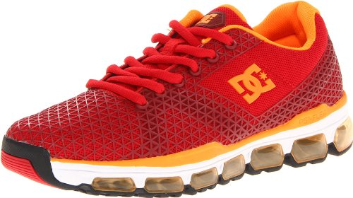 Red Men's DC Sneaker PSI Flex Rio HUSCqXS