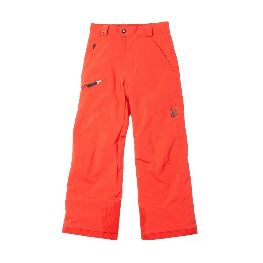 Spyder Boys' Propulsion Pants (Big Kids), Volcano, 12 by Spyder (Image #1)