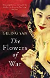The Flowers of War by Geling Yan front cover