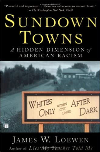 !!FULL!! Sundown Towns: A Hidden Dimension Of American Racism. magnetic Clientes Contact higher puede Bromance