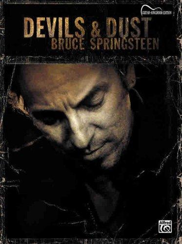 Bruce Springsteen -- Devils & Dust: Guitar Songbook Edition (Guitar Songbooks) (Songbook Springsteen Bruce)