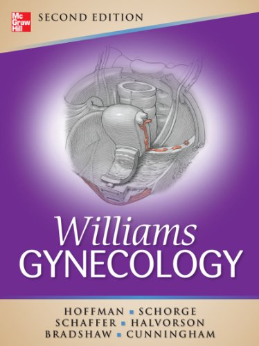 Williams Gynecology, Second Edition (Schorge,Williams Gynecology) Pdf