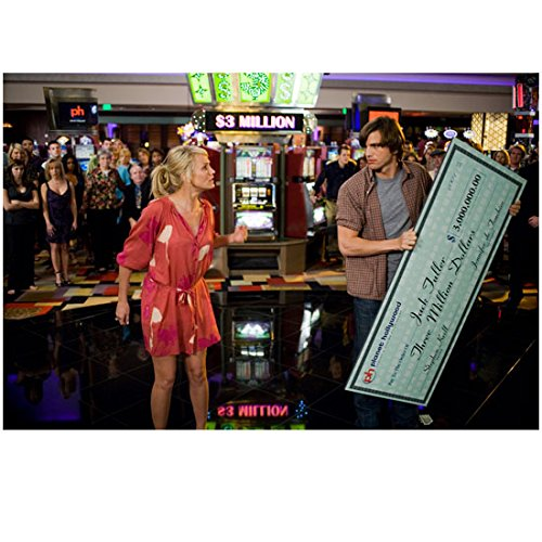 What Happens in Vegas 8 inch x 10 inch PHOTOGRAPH Ashton Kutcher (Cameron Check)