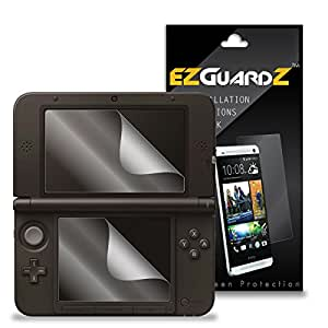 (5-Pack) EZGuardZ Screen Protector for Nintendo 3DS LL (2015) (Ultra Clear)