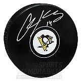 Chris Kunitz Pittsburgh Penguins Signed Autographed