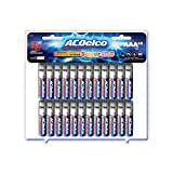 aaa batteries - ACDelco AAA Batteries, Super Alkaline AAA Battery, High Performance, 48 Count Pack